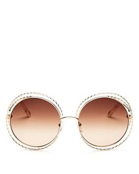 2aa1e32c Chloé Luxury Sunglasses: Women's Designer Sunglasses - Bloomingdale's