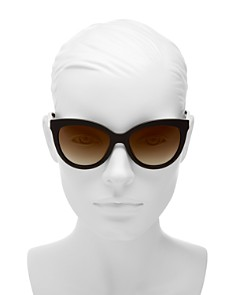 MARC JACOBS - Women's Mirrored Cat Eye Sunglasses, 52mm