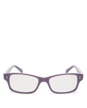 CORINNE MCCORMACK 'JESS' 52MM READING GLASSES - VIOLET
