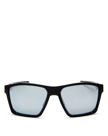 bf40925d2ca Oakley Men s Targetline Prizm Polarized Mirrored Square Sunglasses ...