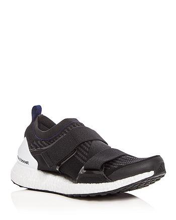 9918e90ca adidas by Stella McCartney - Women s Ultraboost X Double Strap Knit Sneakers