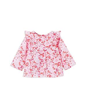 Jacadi Girls' Floral Top - Baby