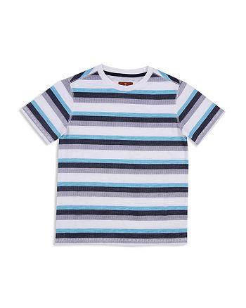 7 For All Mankind - Boys' Striped Tee - Big Kid