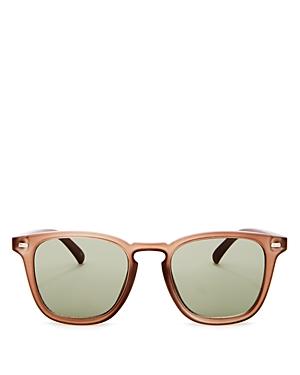 0ba8927340 Le Specs No Biggie 45Mm Polarized Sunglasses - Matte Pebble