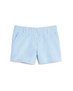 Vineyard Vines - Girls' Seersucker Shorts - Big Kid