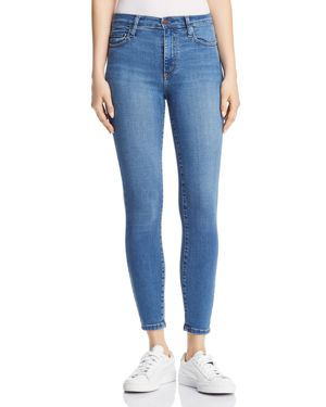 NOBODY CULT SKINNY ANKLE JEANS IN EXCLUSIVE