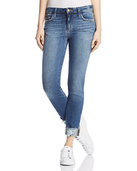 Joe's Jeans - The Icon Crop Skinny Jeans in Aisha