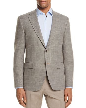 BOSS - Jestor Regular Fit Basketweave Sport Coat