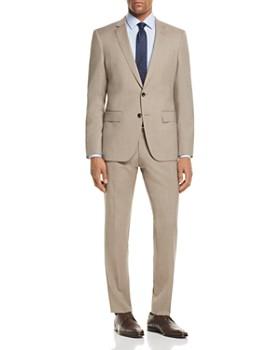 BOSS - Huge/Genius Slim Fit Solid Suit