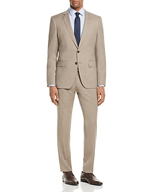 Boss Huge/Genius Slim Fit Solid Suit