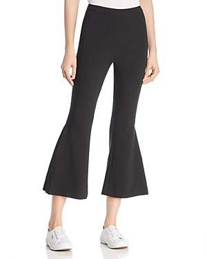 Finders Keepers TALISMAN CROPPED FLARED PANTS