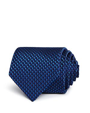 Boss Geometric Micro Neat Classic Tie