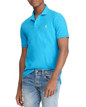 Polo Ralph Lauren - Classic Fit Stretch Mesh Polo Shirt