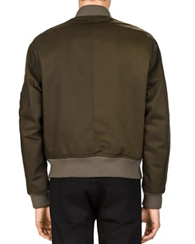 The Kooples - Cool Splash Bomber Jacket