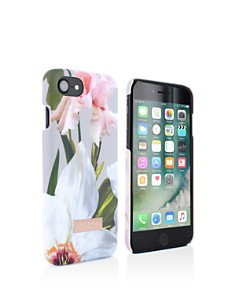 Ted Baker Rebecca Chatsworth Bloom Hard Shell iPhone 6/7/8 Case - Bloomingdale's_0