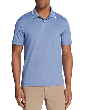 Theory Standard Tipped Regular Fit Polo Shirt - 100% Exclusive