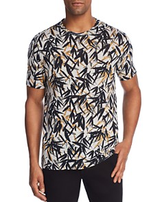 Theory Pinal Jersey Print Tee - Bloomingdale's_0
