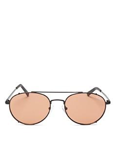 Quay - Women's Little J Aviator Sunglasses, 45mm