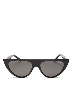 Quay - Women's Runaway Cat Eye Sunglasses, 47mm