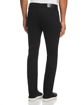 Burberry - Slim Fit Jeans in Black