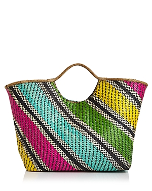 Banago Liliana Large Straw Tote