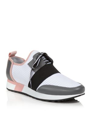 WOMEN'S ENZO LACE UP SNEAKERS - 100% EXCLUSIVE
