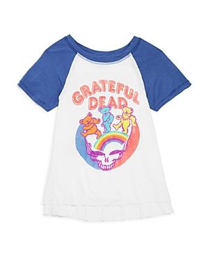Junk Food Girls Grateful Dead Tee  Big Kid