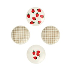 kate spade new york Strawberries Tidbit Plates, Set of 4 - Bloomingdale's_0