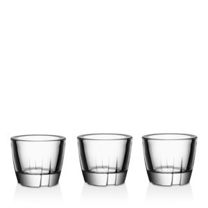 Kosta Boda Bruk Votive, Set of 3
