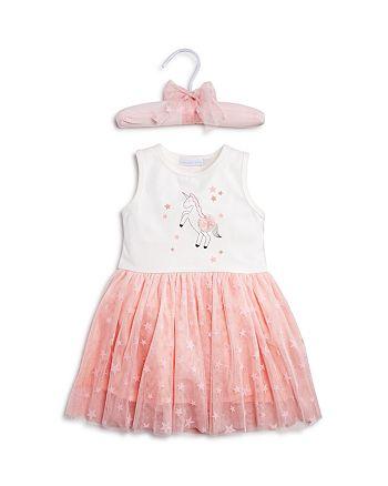 b04c27f1f996 Elegant Baby Girls  Unicorn Tutu Bodysuit Dress - Baby
