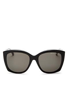 Bottega Veneta - Women's Anti-Reflective Cat Eye Sunglasses, 58mm