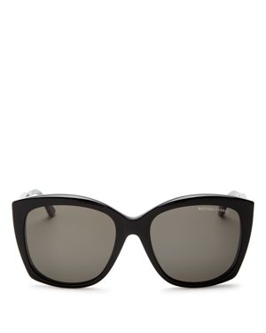 Bottega Veneta Women's Anti-Reflective Cat Eye Sunglasses, 58mm