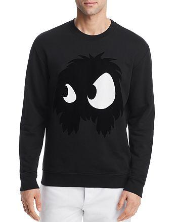 McQ Alexander McQueen - Chester Graphic Crewneck Sweatshirt