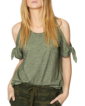 3c857fa3bb Green Women's Tops: Graphic Tees, T-Shirts & More - Bloomingdale's