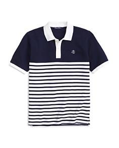 Brooks Brothers Boys' Nautical Stripe Polo - Little Kid, Big Kid - Bloomingdale's_0