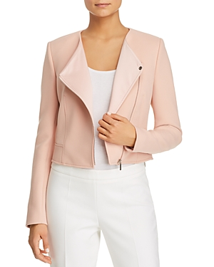 Boss Juleama Asymmetric Cropped Jacket