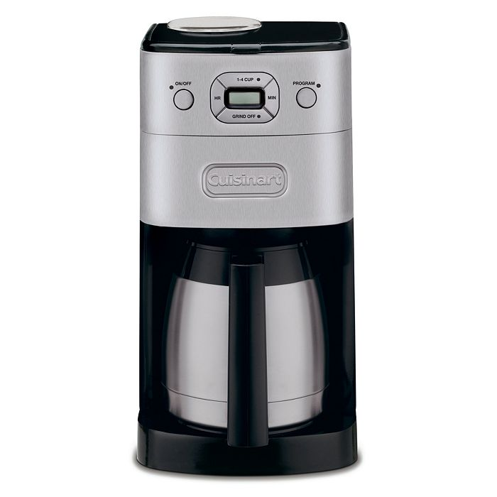 """Cuisinart - """"Grind & Brew Thermal™"""" 10-Cup Automatic Coffee Maker by"""