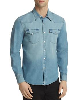 Levi's - Denim Woven Western Shirt