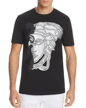 Versace Medusa Head Crewneck Tee