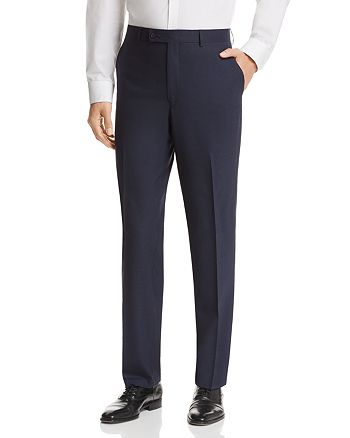 Michael Kors - Neat Classic Fit Suit Pants - 100% Exclusive