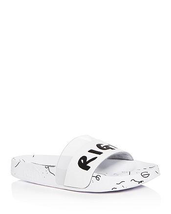 c2dac2af26dd PUMA Women s Shantell Martin Leadcat Pool Slide Sandals