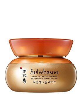 Sulwhasoo - Concentrated Ginseng Renewing Cream Light 2 oz.