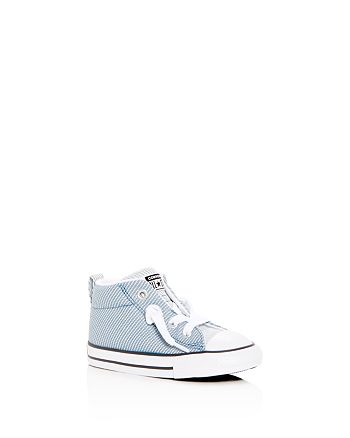Converse - Unisex Chuck Taylor All Star Street Mid Top Sneakers - Walker, Toddler