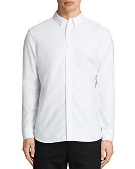 ALLSAINTS - Huntingdon Slim Fit Button-Down Shirt