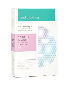 Patchology - FlashMasque Soothe, Set of 4