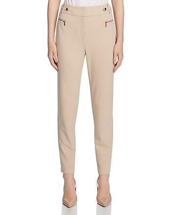 Calvin Klein - Tab-Waist Pants