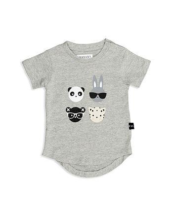 Huxbaby - Unisex Animal Graphic Tee - Baby