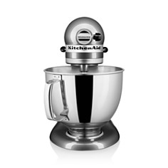 KitchenAid - Artisan Series 5-Quart Tilt-Head Stand Mixer #KSM150PS