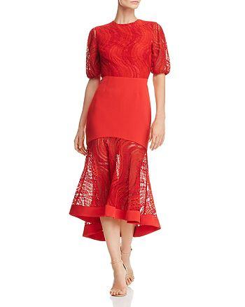 Keepsake - Flawless Love Lace Dress