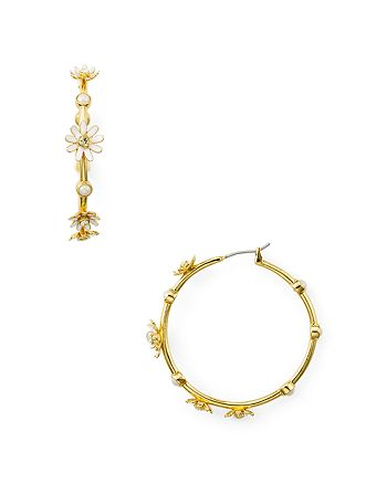 kate spade new york - Hoop Earrings